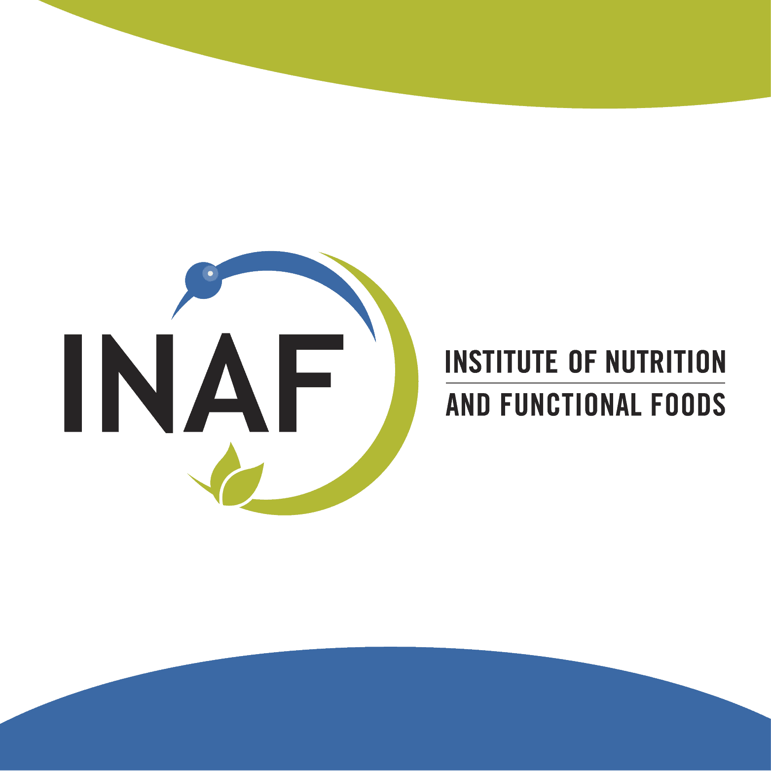 Logo Inaf - institute of nutrition and functional foods